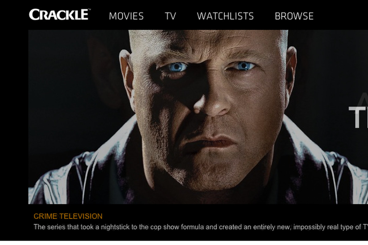 The Shield is just one of the wonderful options available to viewers on the Sony-owned streaming site Crackle.