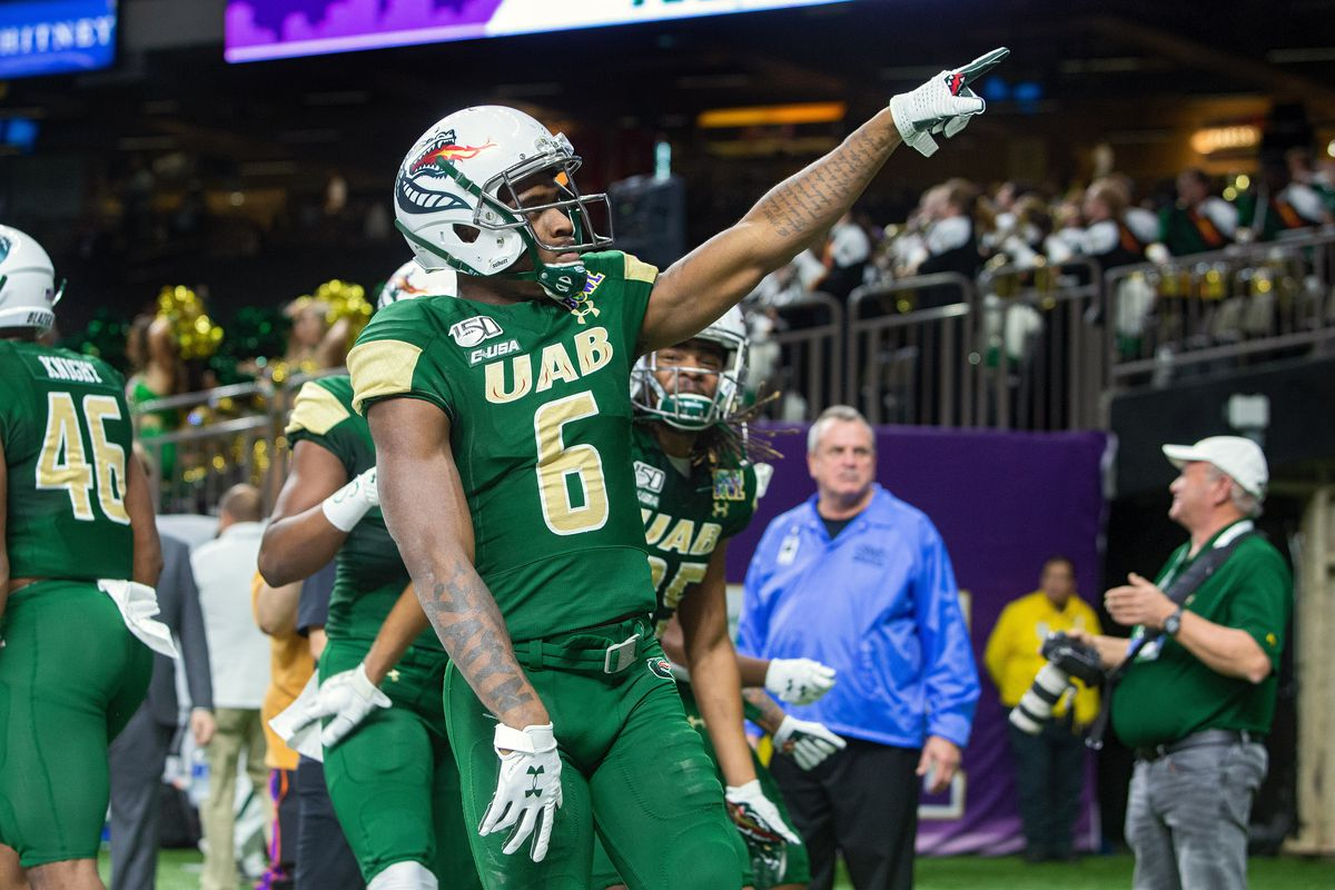 COLLEGE FOOTBALL: DEC 15 New Orleans Bowl - Appalachian State v UAB