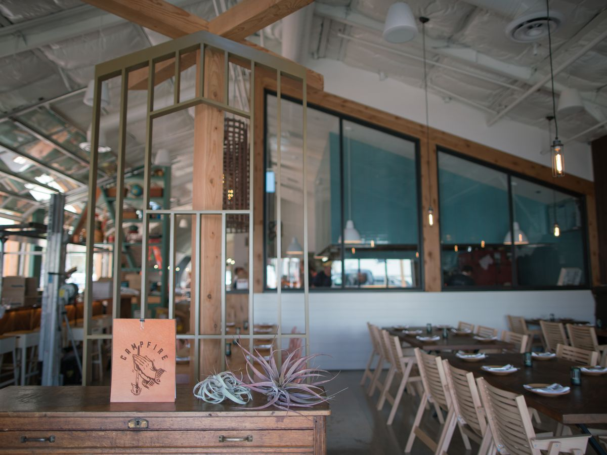 Carlsbad's New Campfire Sets Off Sparks in North County's Food Scene