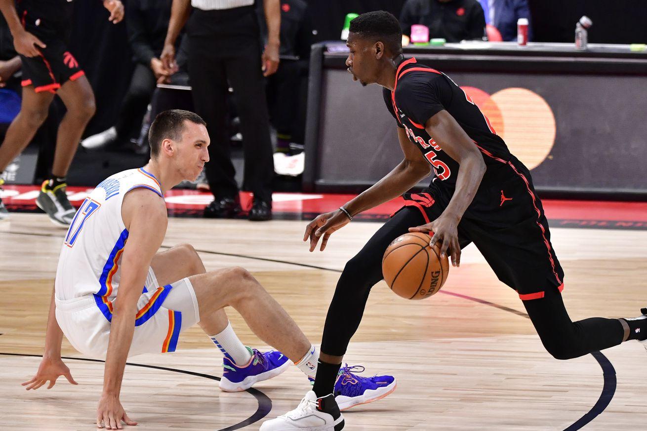 Five thoughts recap: Toronto Raptors 112, Oklahoma City Thunder 106, Chris Boucher