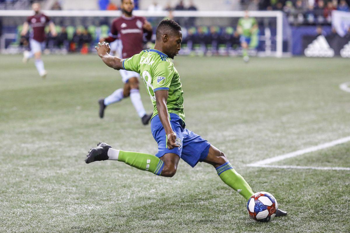 Kelvin Leerdam - Seattle Sounders FC - MLS