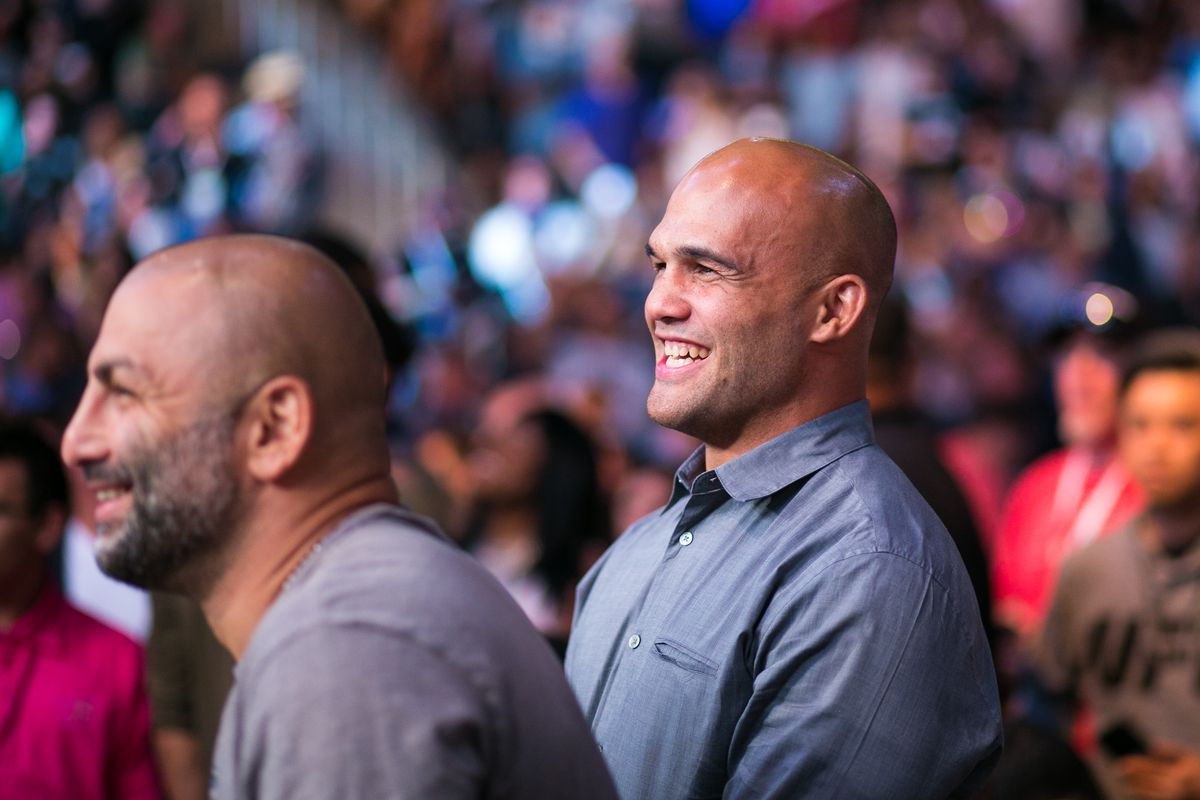 Stephen Thompson on potential Robbie Lawler fight: 'It's all up to him right now'