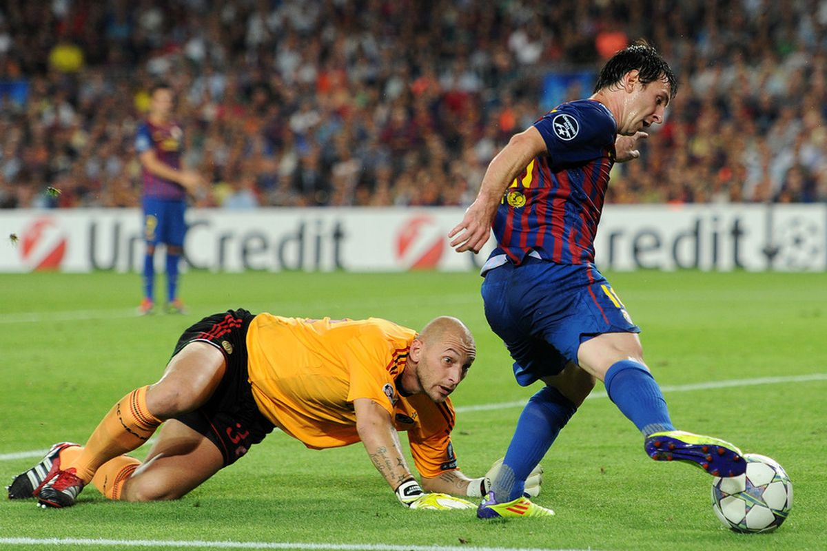 Abbiati and Messi will be protagonists again