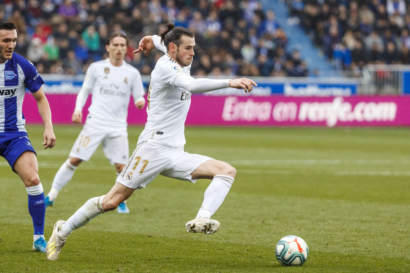 Jonathan Barnett on Bale and Zidane Situation: ?The coach should be happy and honoured he is on the pitch for him.?