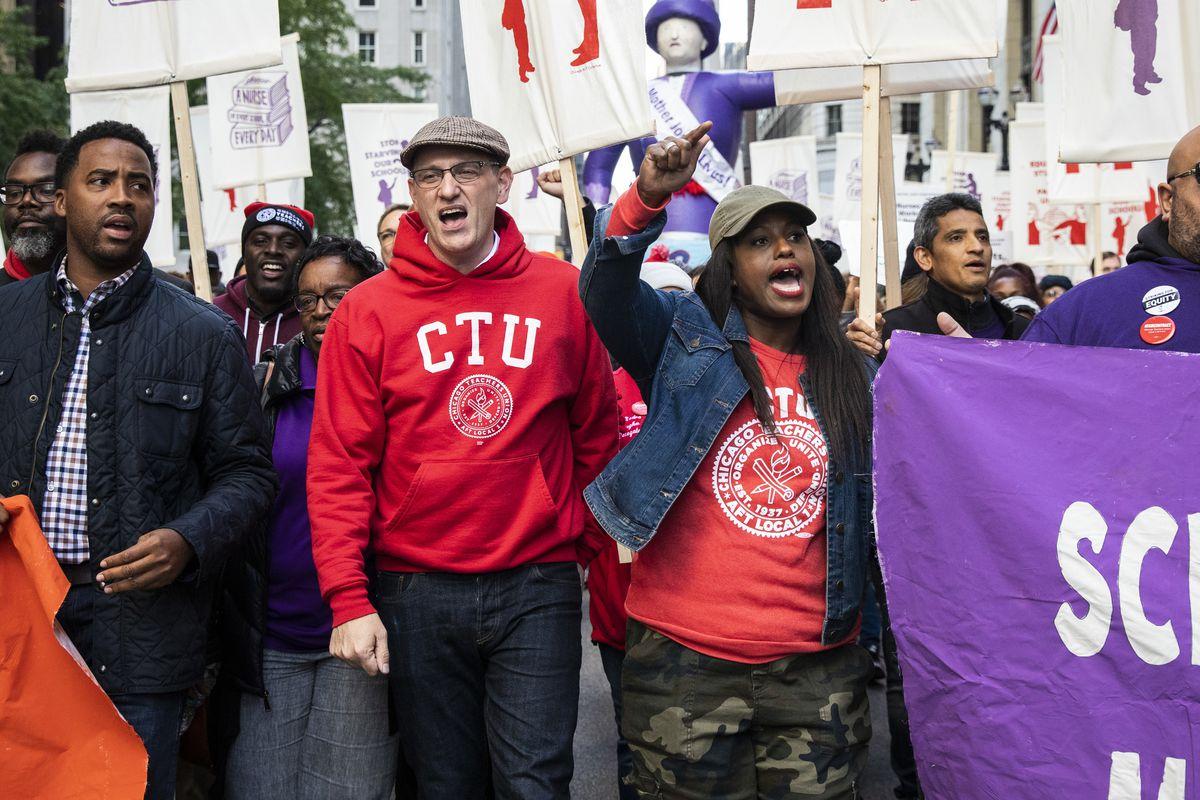 Chicago teachers demanding a transformation | Letters