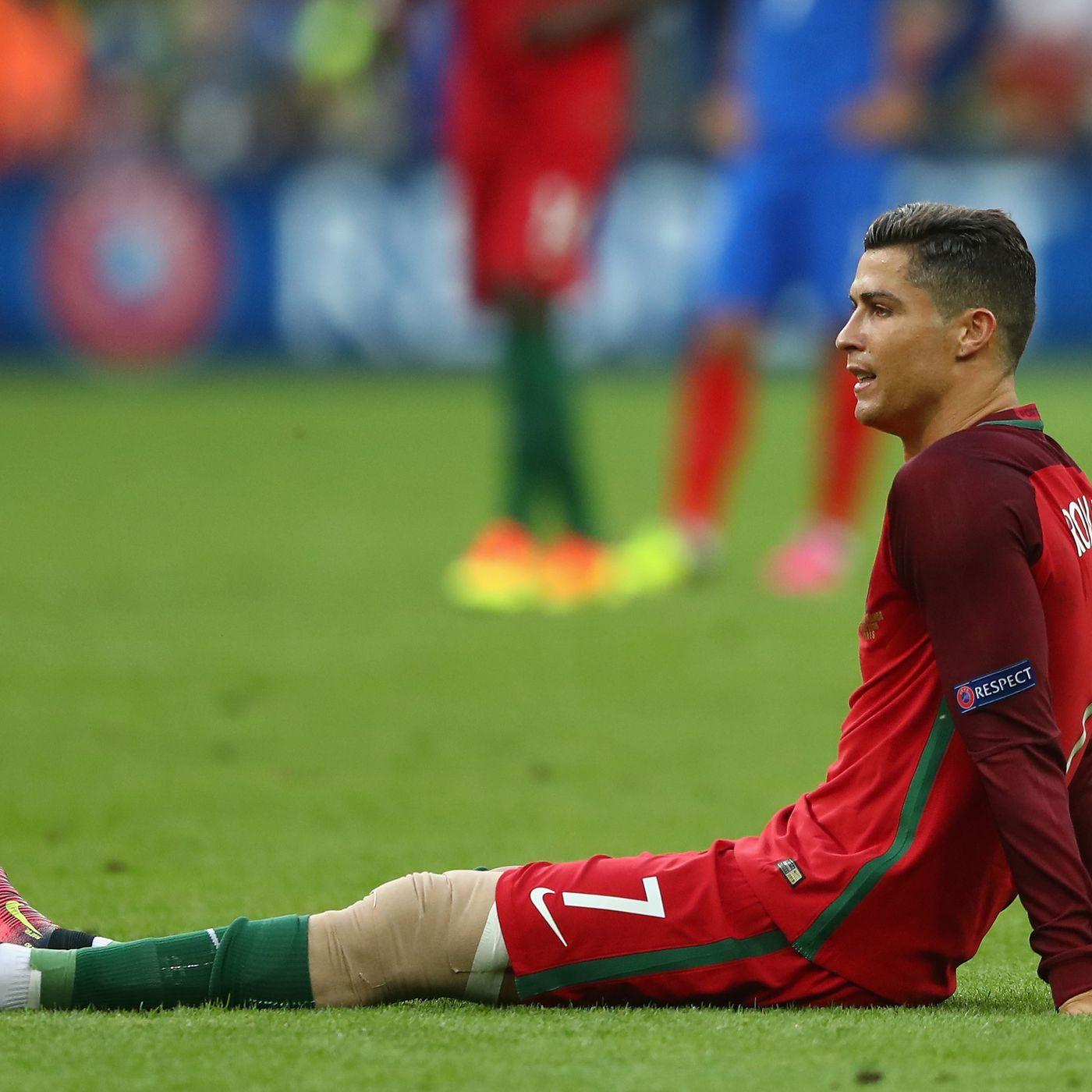 Update On Cristiano Ronaldo S Knee Injury Managing Madrid