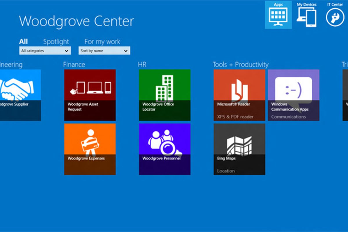 Microsoft to support Windows 8 ARM tablet enterprise management for