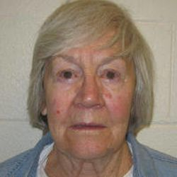 Evelyn Christine Johnson, 75, was sentenced Thursday, Feb. 9, 2012, in 8th District Court. Johnson shot and killed her estranged husband on Aug. 24, 2004, as the couple drank coffee.