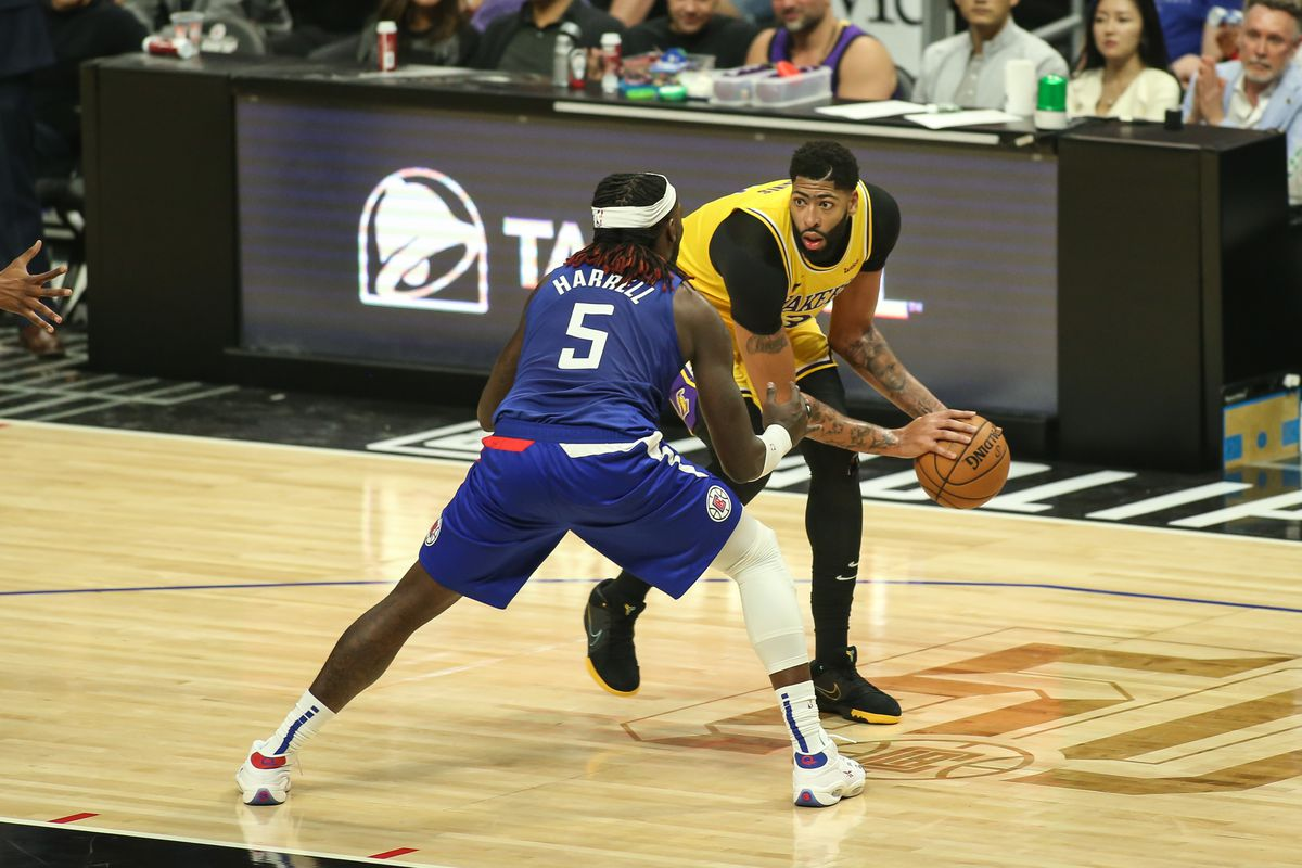 NBA: OCT 22 Lakers at Clippers