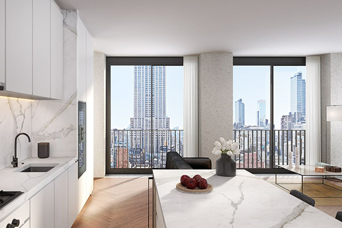 David Chipperfield S Bryant Park South Condo Launches