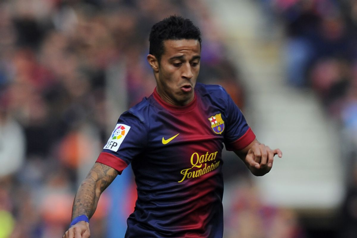 With Xavi recovering and a need to rest Andres Iniesta, Thiago will be a key player in this stretch.