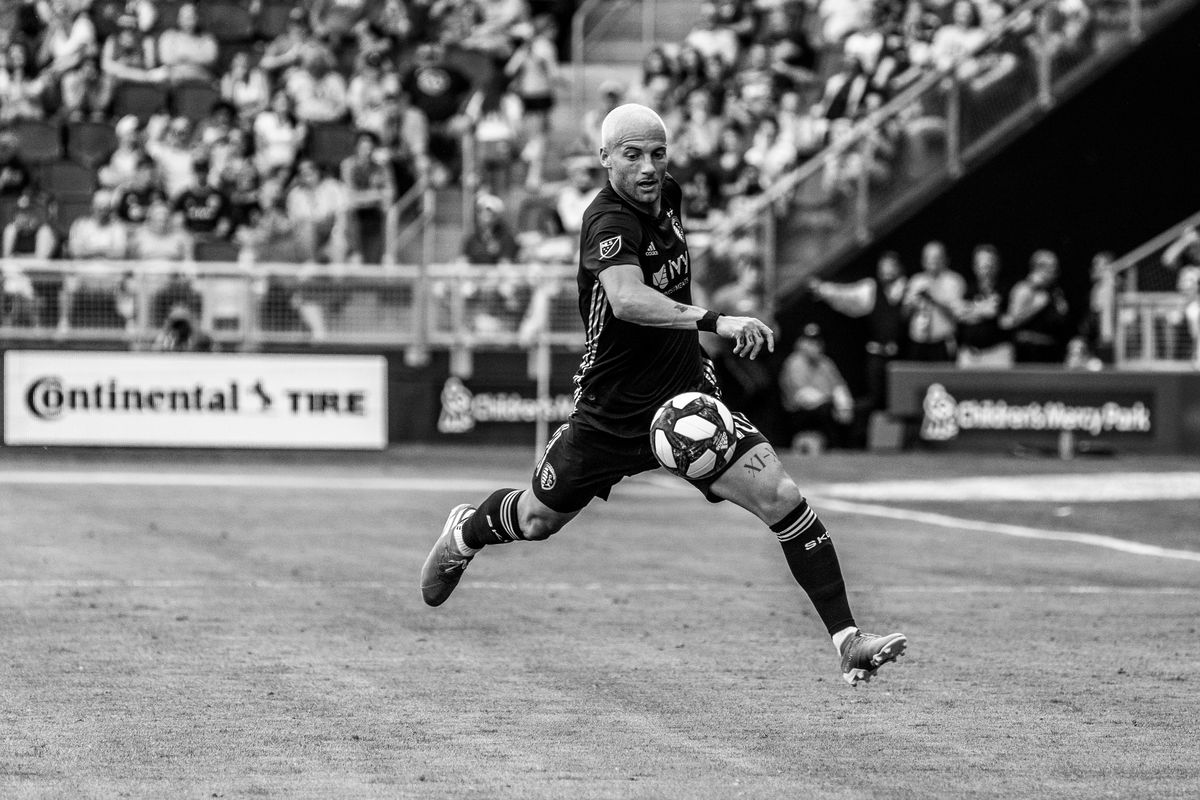 Question of the day: The Sporting KC midfielders. Keep or not?