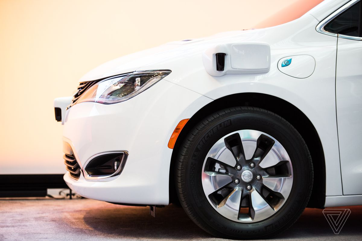 Waymo will sell LIDAR to customers who won't compete with its robot
