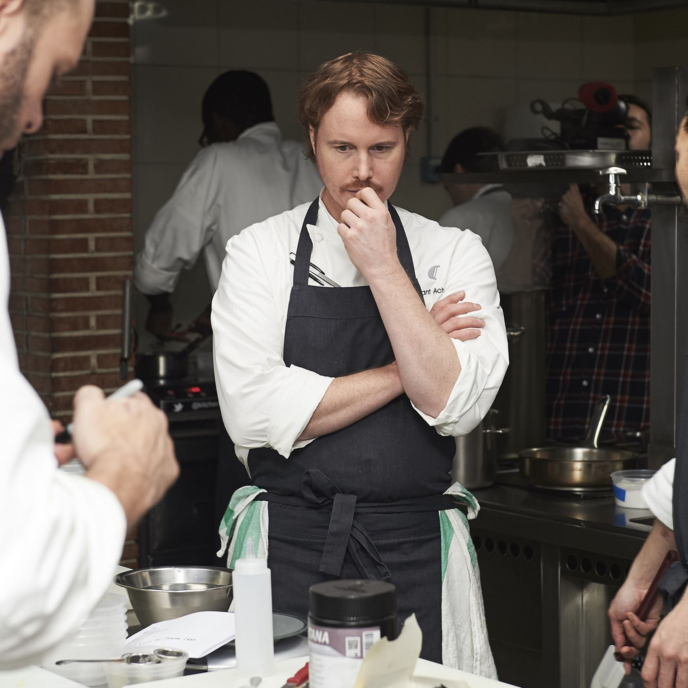Who Is Grant Achatz The American Chef On Netflix S The Final