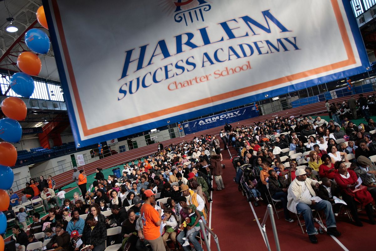 Success Academy is successful — and controversial.