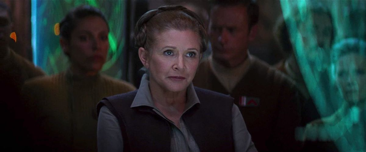 Star Wars: The Force Awakens - General Leia Organa