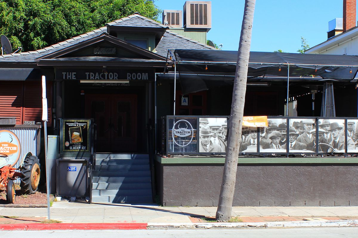 The Tractor Room Closes For Good on July 10 - Eater San Diego