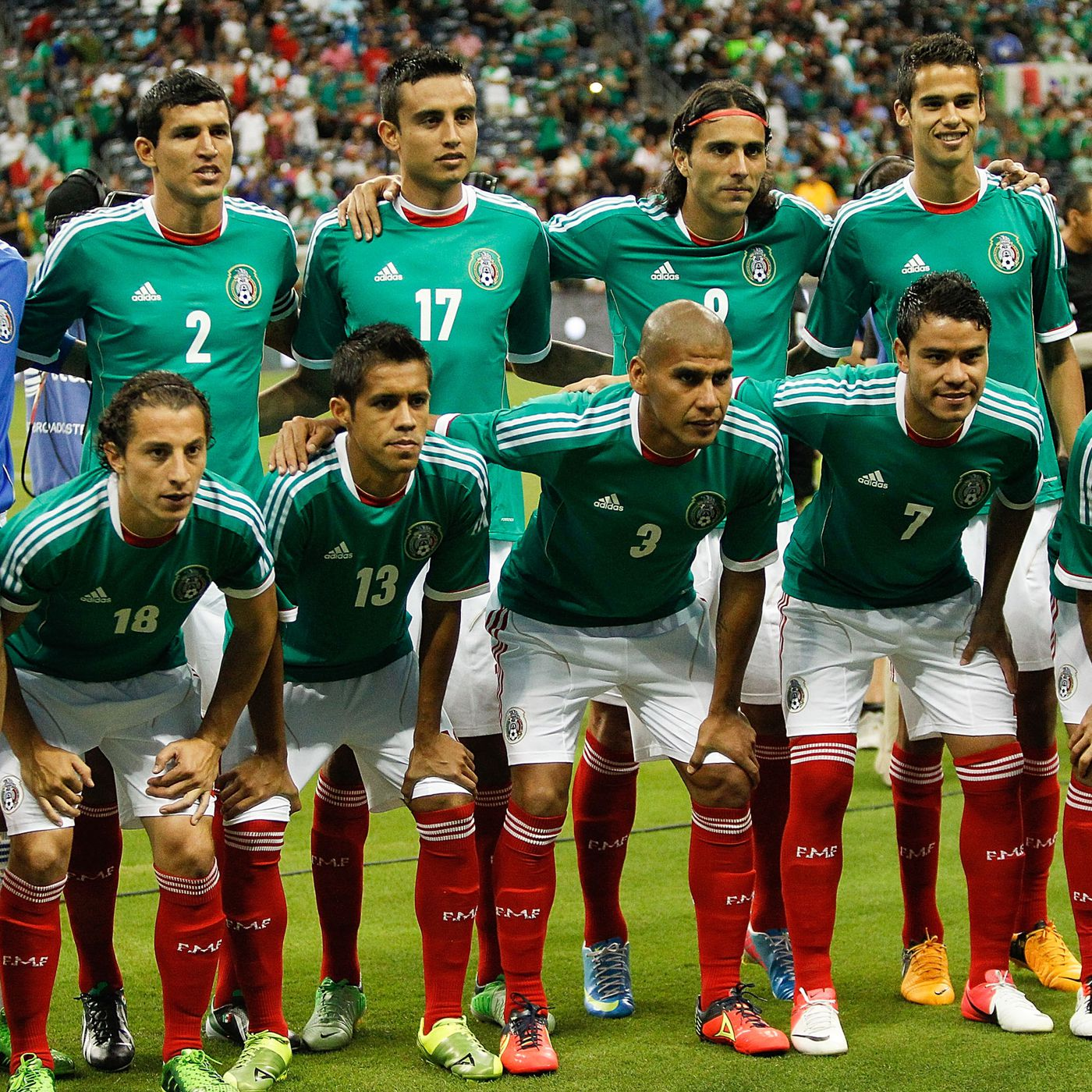 6a10af2b13d 2014 World Cup Playoff  Mexico vs. New Zealand - Lineups and Open Thread