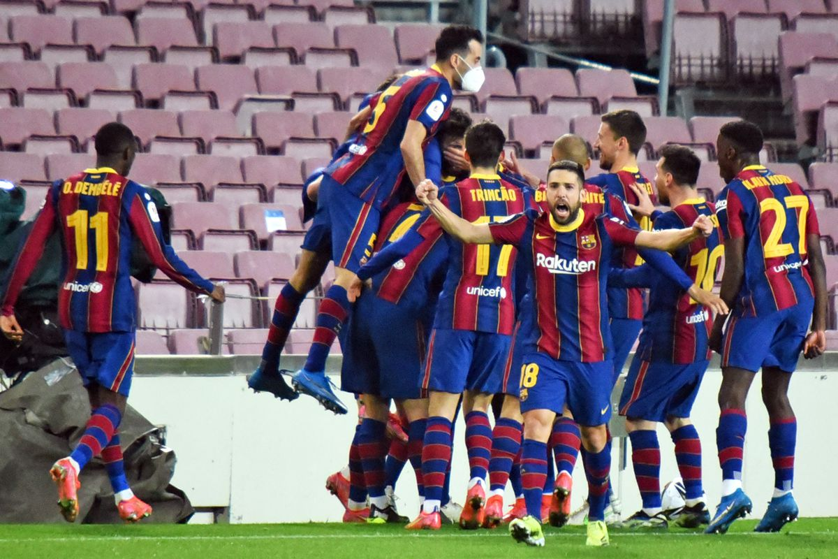 FC Barcelona v Sevilla: Copa del Rey Semi Final Second Leg