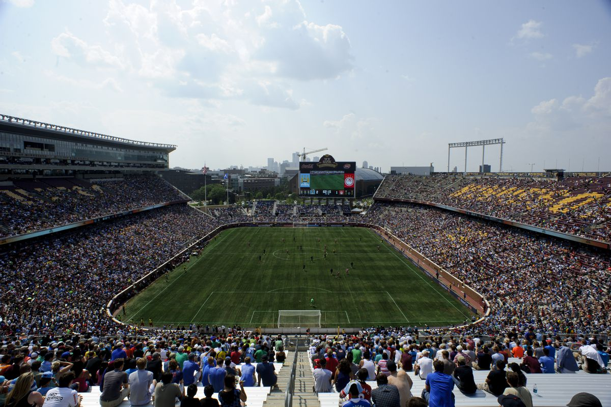 International Champions Cup 2014 - Manchester City v Olympiacos