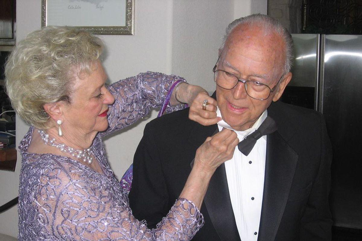 Mr. and Mrs. Blackburn