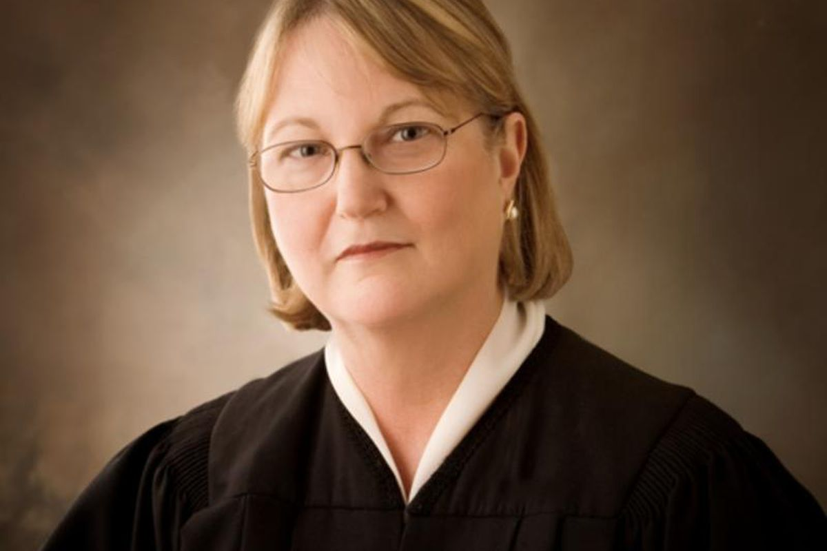 Utah Supreme Court Justice Christine Durham announced Tuesday, May 2, 2017, that she will retire in November after 35 years on the bench.