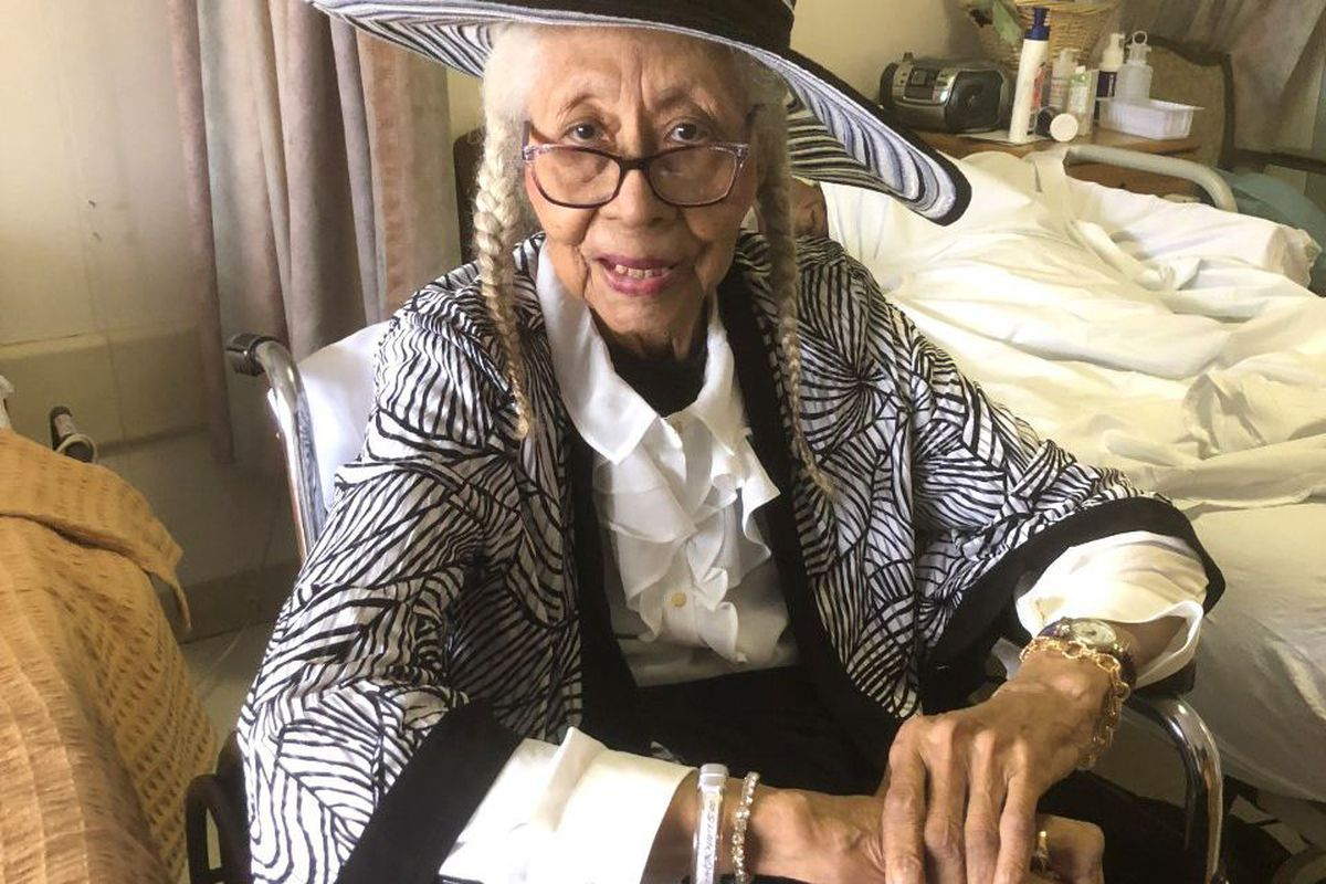 Alpha Crawford, 97, died in a nursing home in the Bronx at the height of the coronavirus outbreak in New York City. She had campaigned for daycare access for low-income New Yorkers.
