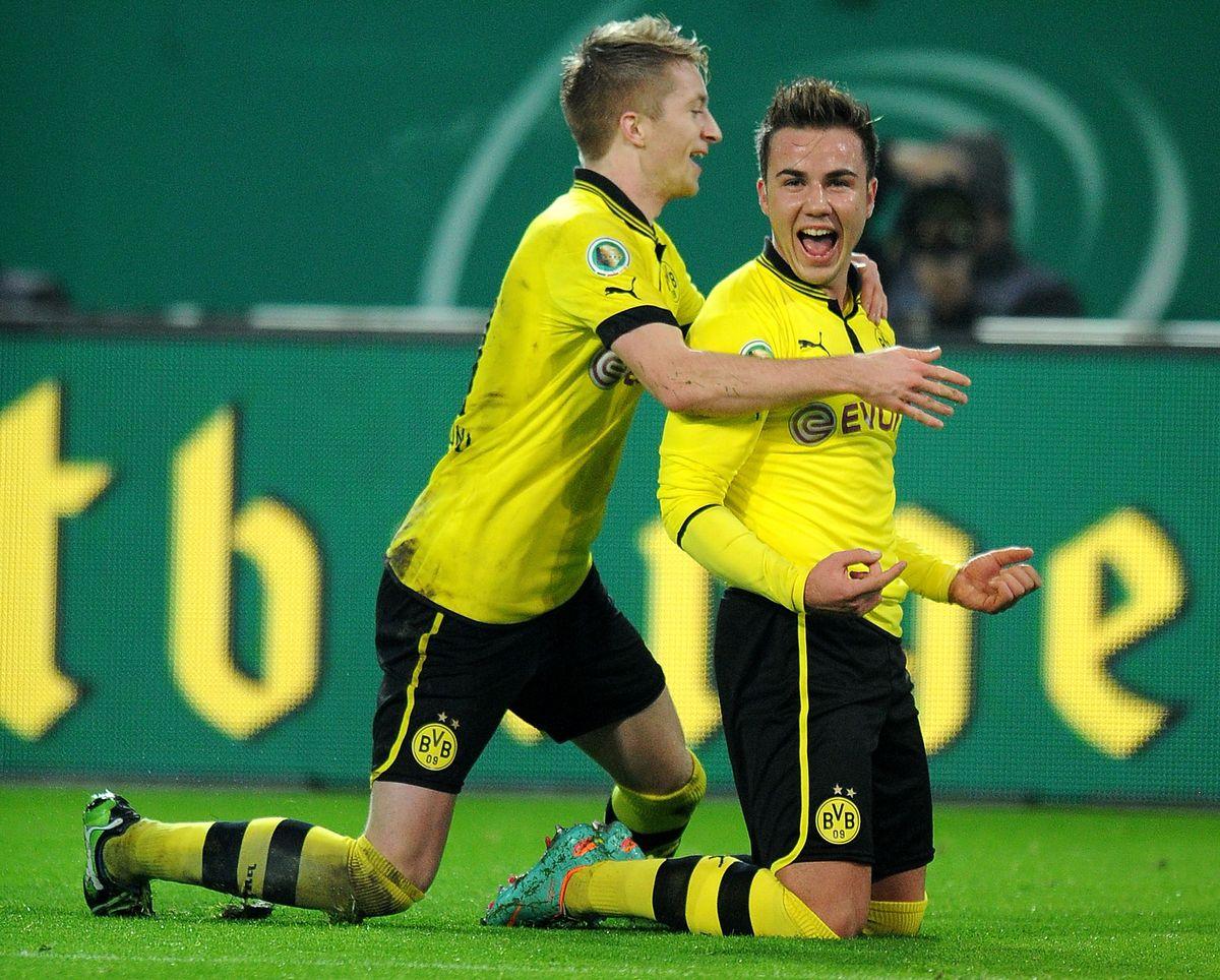Borussia Dortmund v Hannover 96 - DFB Cup