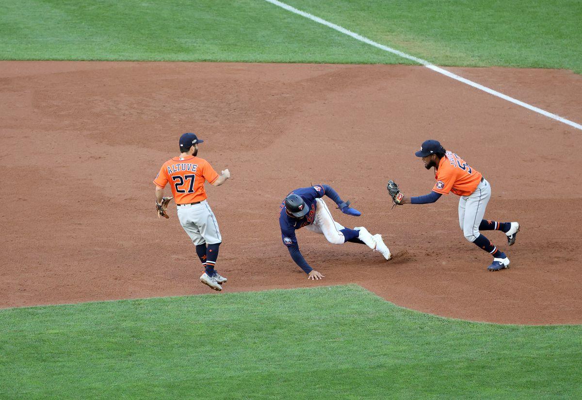 American League Wild Card Game 2: Houston Astros v. Minnesota Twins