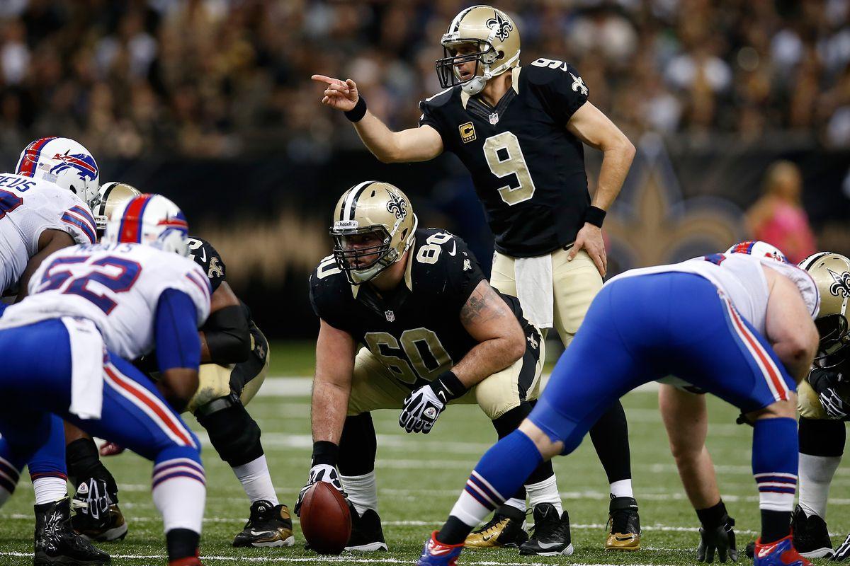 Buffalo Bills v New Orleans Saints