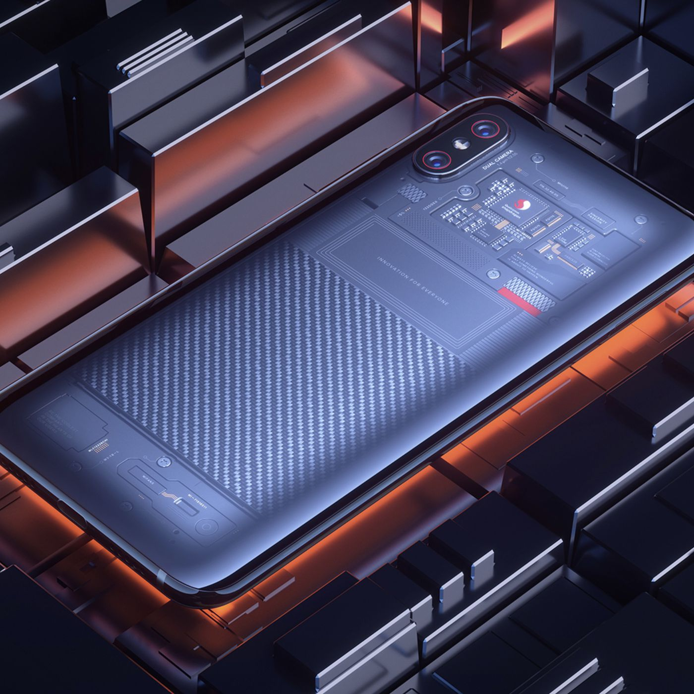 Xiaomi Mi 8 announced: specs, release date, and pricing - The Verge