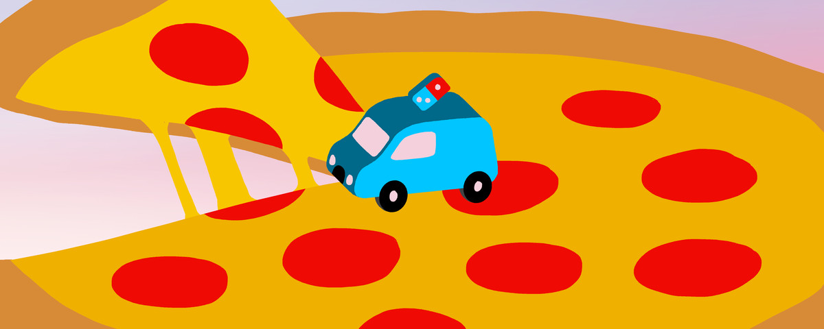 Domino's Is the Best Delivery Startup in America - Eater