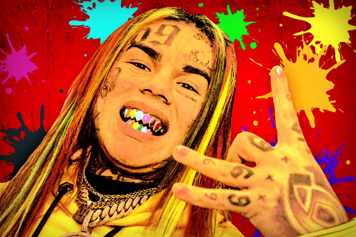 Meet 6ix9ine: The First Rap Star of 2018 Is Easy to Hate ...