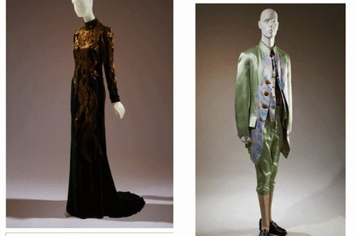 """Image via The Museum at FIT/<a href=""""http://www.kickstarter.com/projects/480548747/give-props-to-gay-fashion-leaders"""">Kickstarter</a>"""