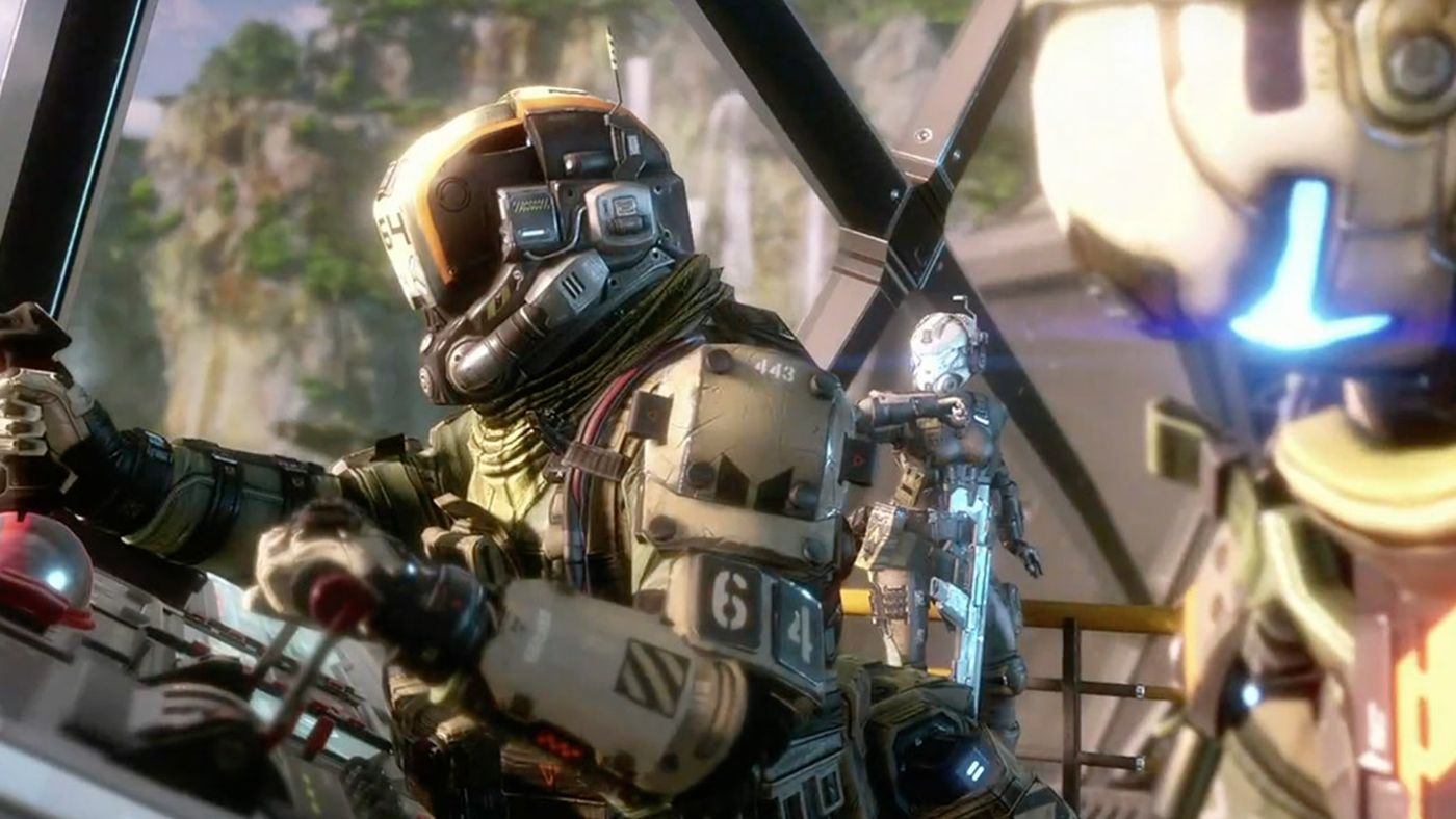 Titanfall 2 launches Oct  28, comes with offline single-player