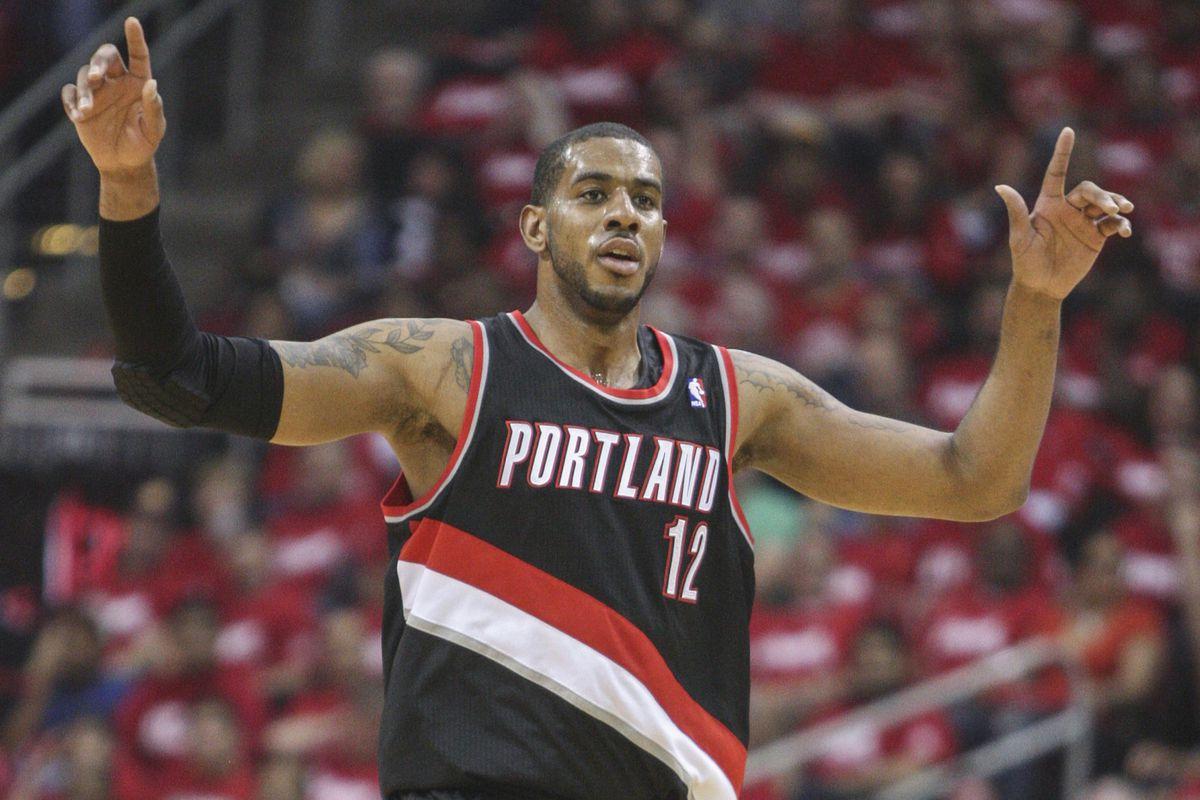 Trail Blazers Vs. Rockets Final Score, NBA Playoffs 2014