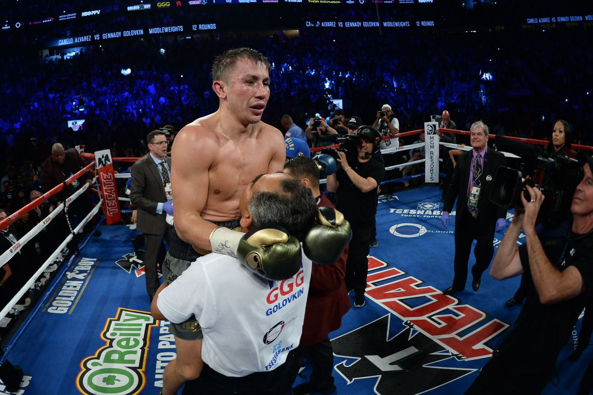 cf876adaf4d Video: New Gennady Golovkin commercial takes not-so-subtle shot at Canelo  Alvarez