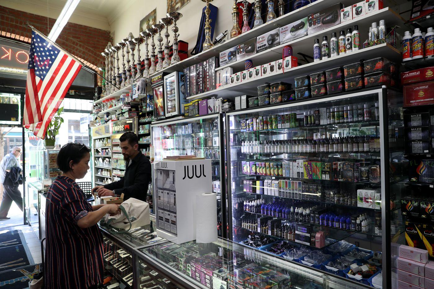 Vape stores, e-liquid brands, and mods: inside the vape life