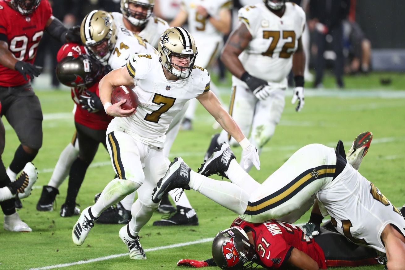 NFL: New Orleans Saints at Tampa Bay Buccaneers