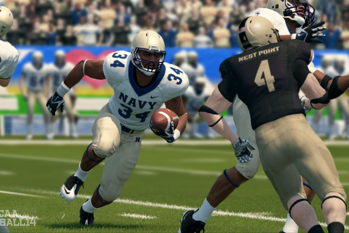 Soccer Football Sport Game: The Reasons We Loved EA's NCAA Football Game: The Brands