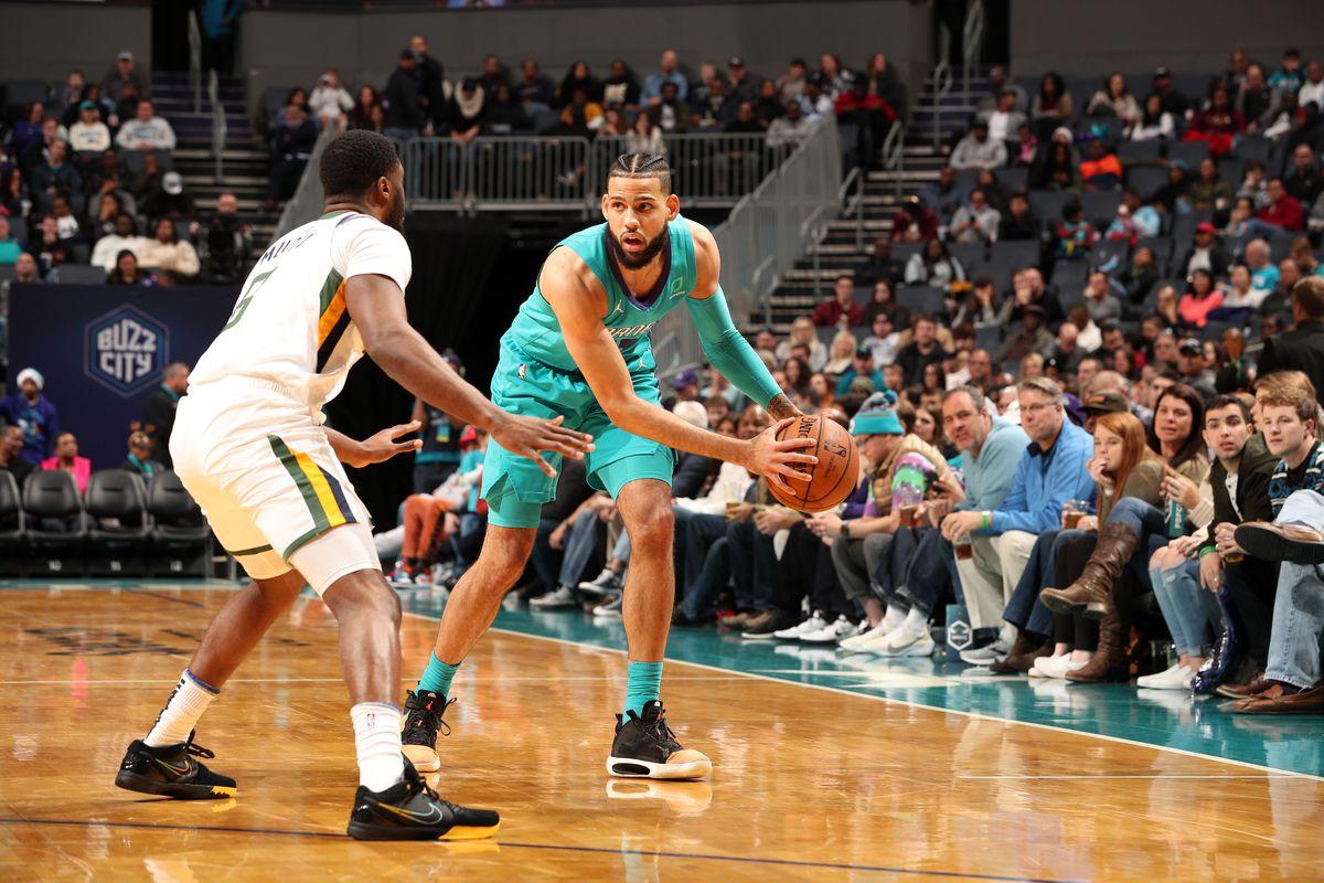 Utah Jazz v Charlotte Hornets