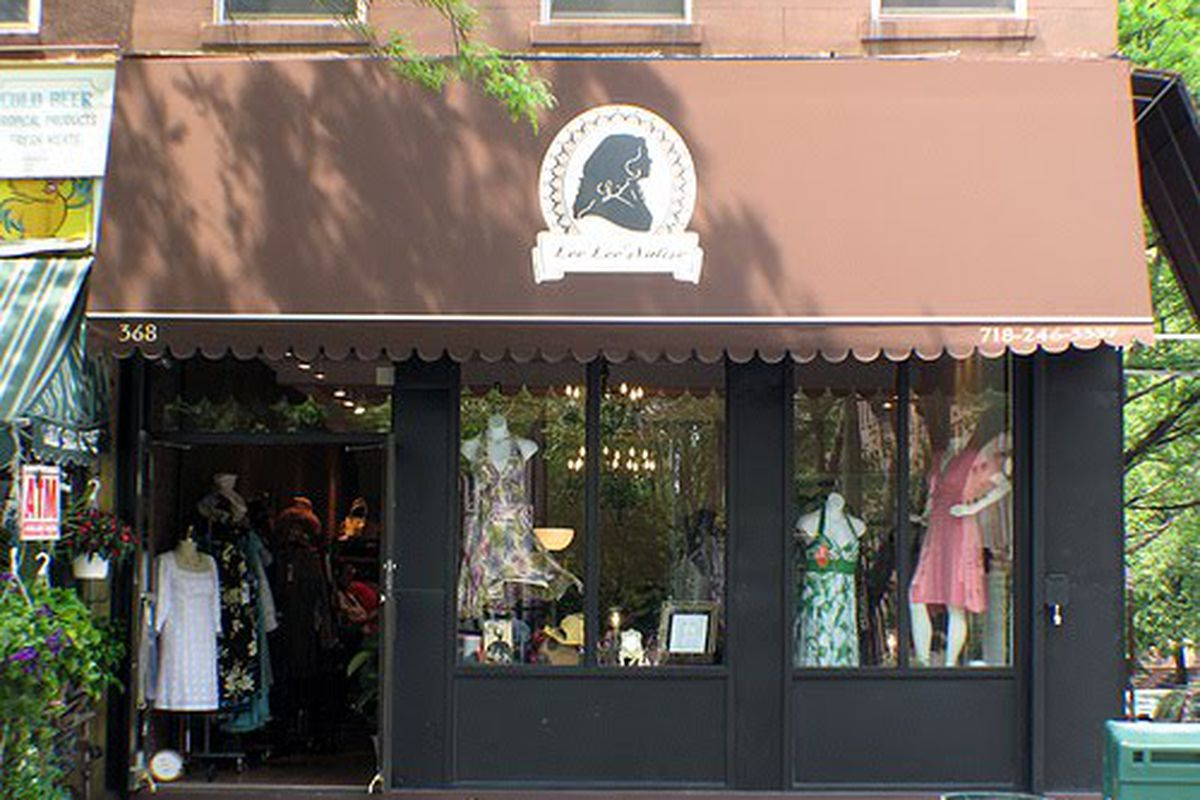 Lee Lee's Valise as seen on What Not To Wear and now Big in Brooklyn
