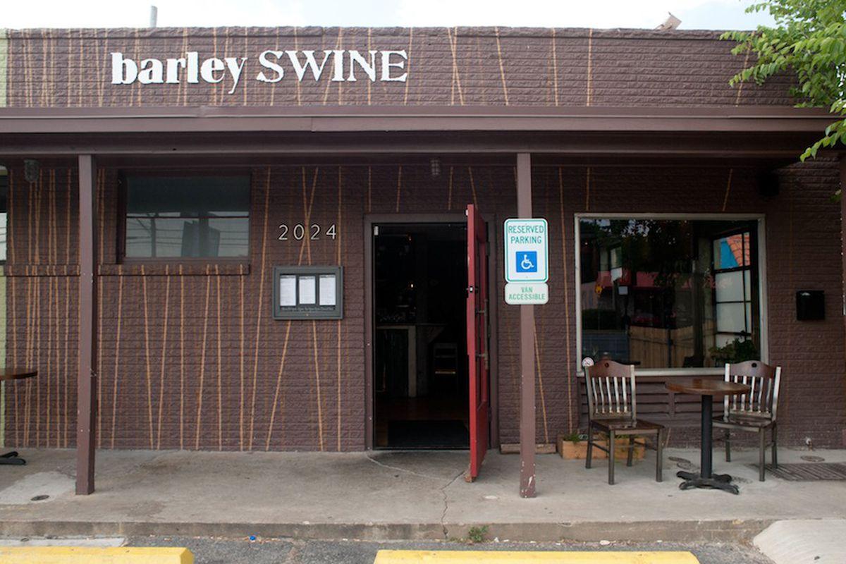 Barley Swine.