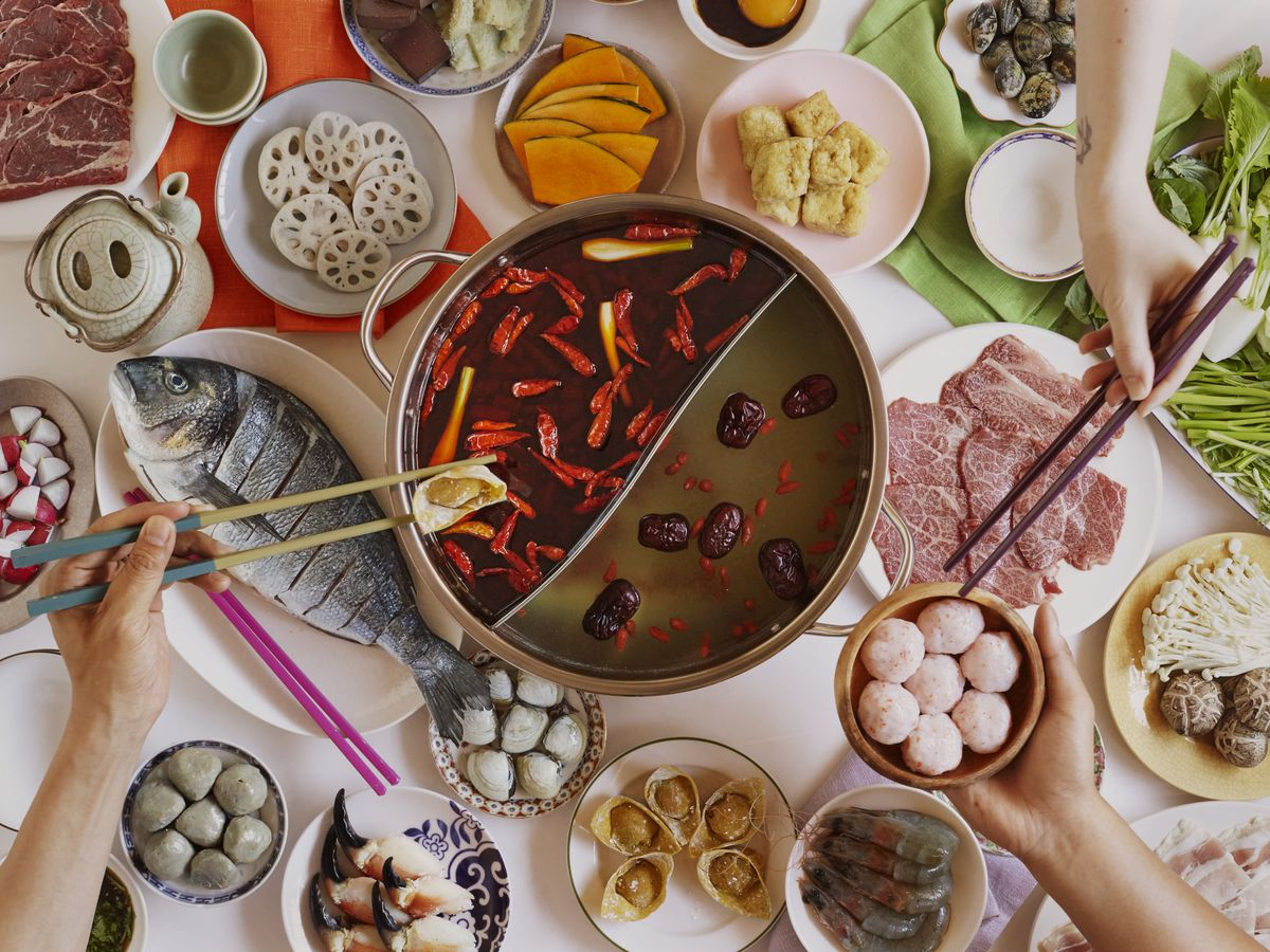Surprising 12 Essential Hot Pots To Dive Into In London Eater London Download Free Architecture Designs Itiscsunscenecom