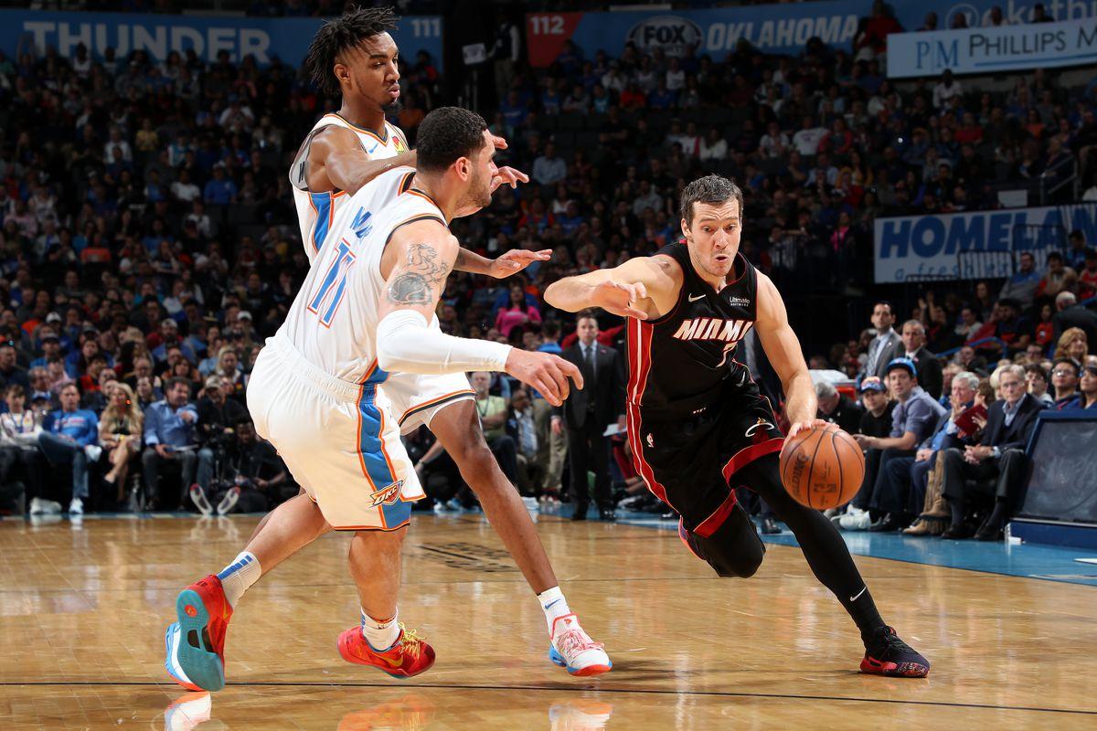 Game Preview: Miami Heat take on Oklahoma City Thunder on the road