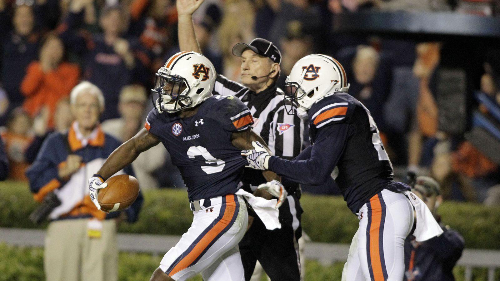 Auburn Vs South Carolina Recap The Tigers Hang On To A 42