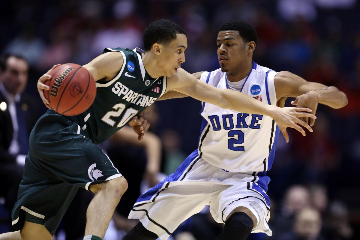 Travis Trice will try to build on his season-closing performance vs Duke