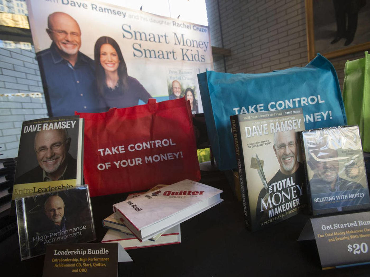 Dave Ramsey talks faith, finances and fame in exclusive Q&A