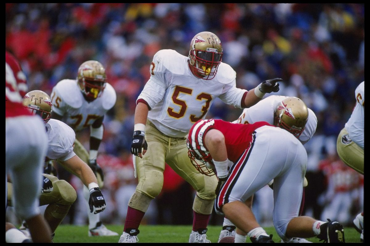 Clay Shiver Florida State