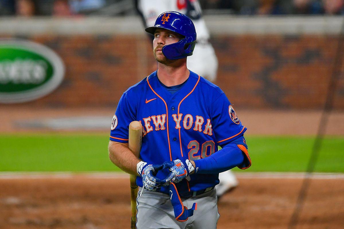 MLB: MAY 17 Mets at Braves